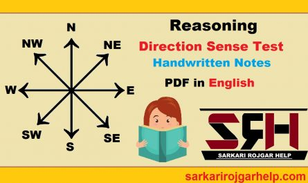 direction-sense-handwritten-notes