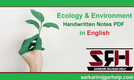 ecology-and-environment-handwritten-notes